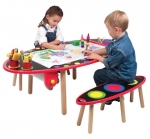 Детское творчество (лепим,рисуем,творим)